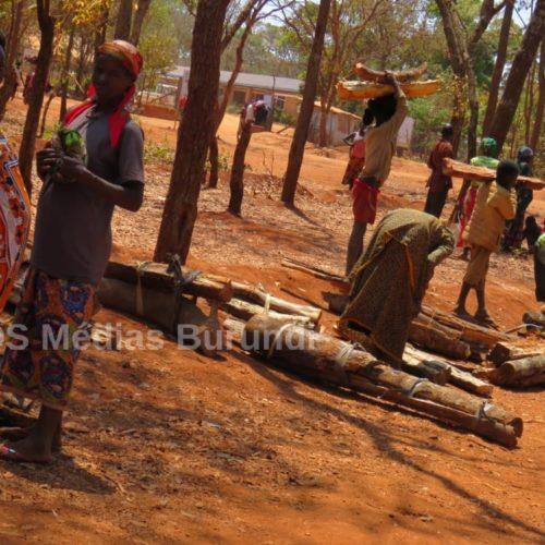 PHOTO DE LA SEMAINE: des réfugiés burundais demandent à l'ONU une relocalisation dans un autre pays