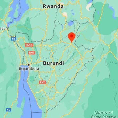 Muyinga : prison à vie pour un militaire qui a tué un chef de quartier