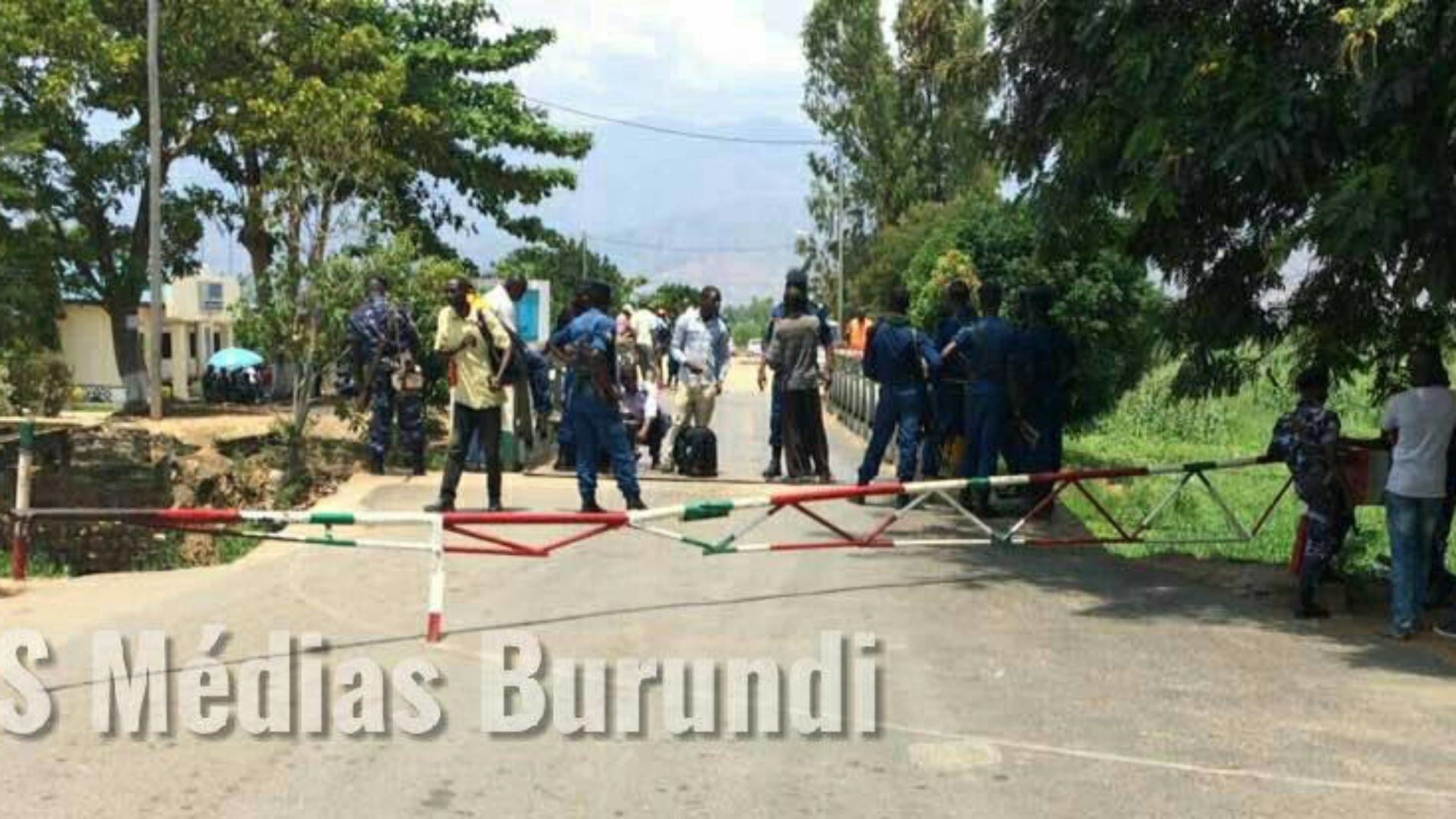 Burundi-RDC : des Congolais peinent à recevoir l'autorisation d'entrer au Burundi