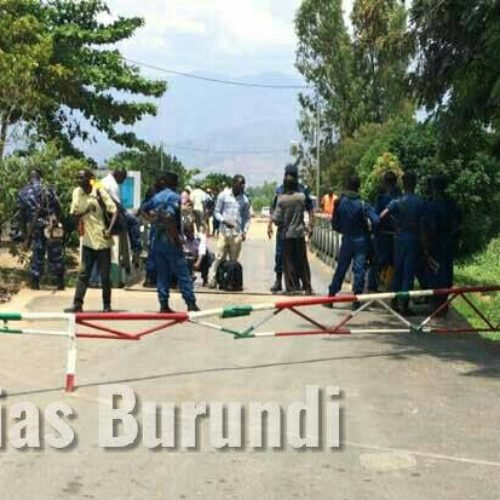 Covid-19 : le Burundi va rouvrir sa frontière avec le Congo