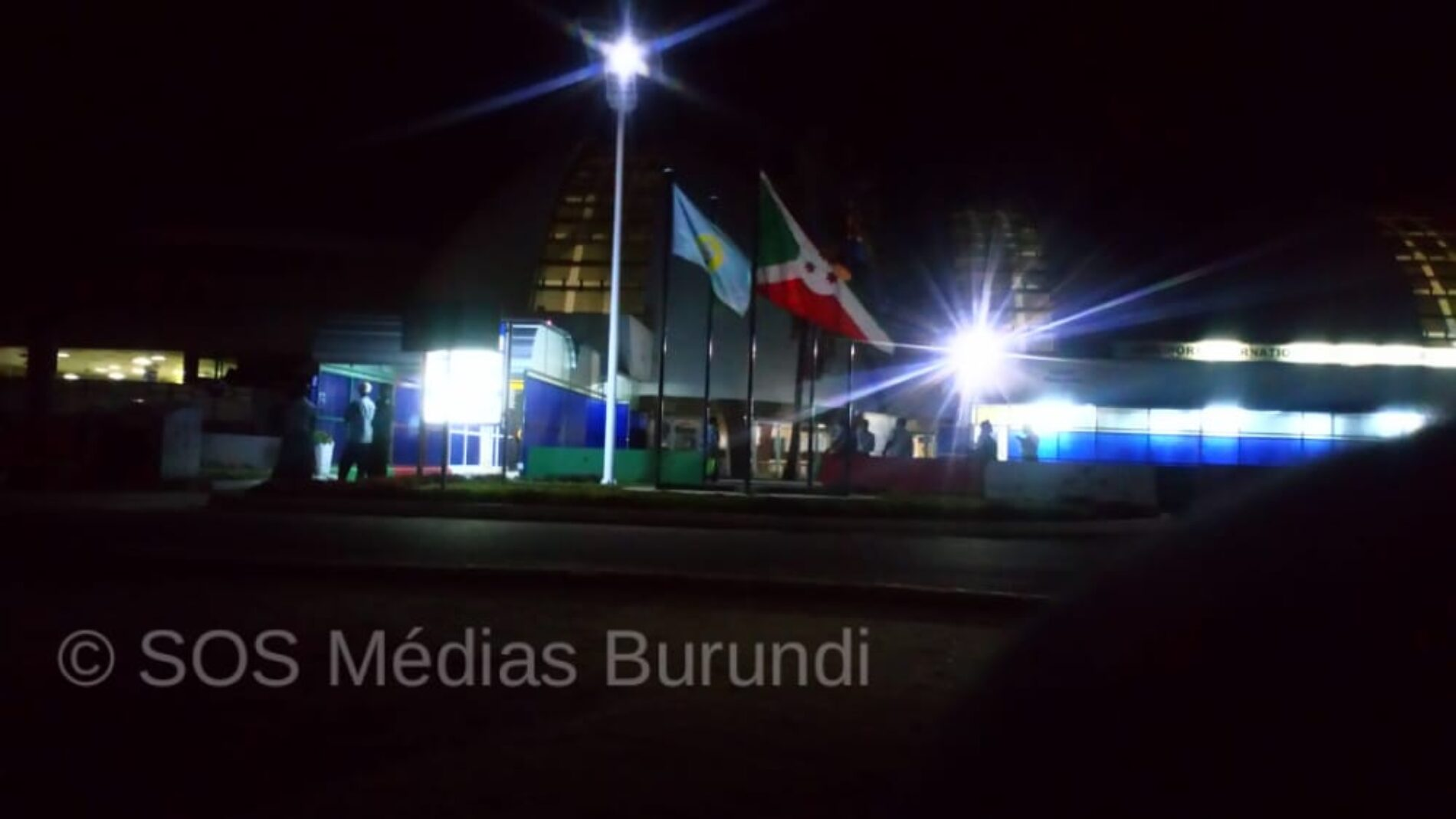Burundi : des explosions à l'aéroport de Bujumbura