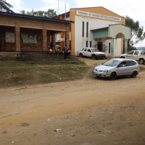 Bubanza : la prison à vie pour un homme qui a tué son épouse