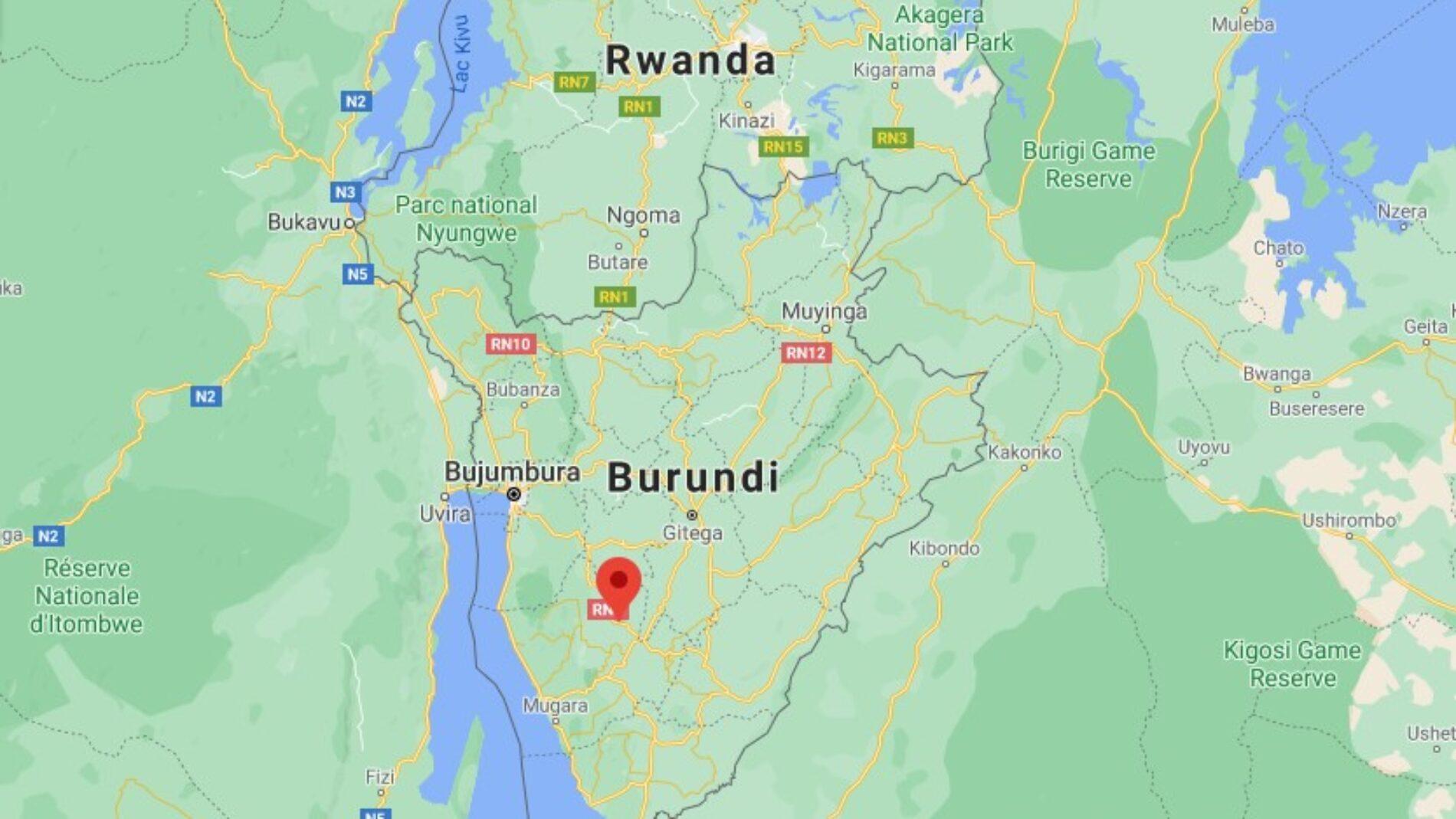Mugamba-Bururi : le chef charroi à l'OTB Tora sous les verrous