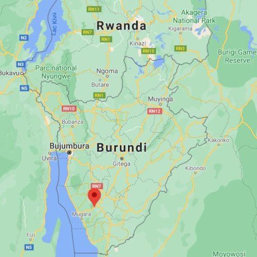 Songa (Bururi) : arrestation d'un policier soupçonné de viol