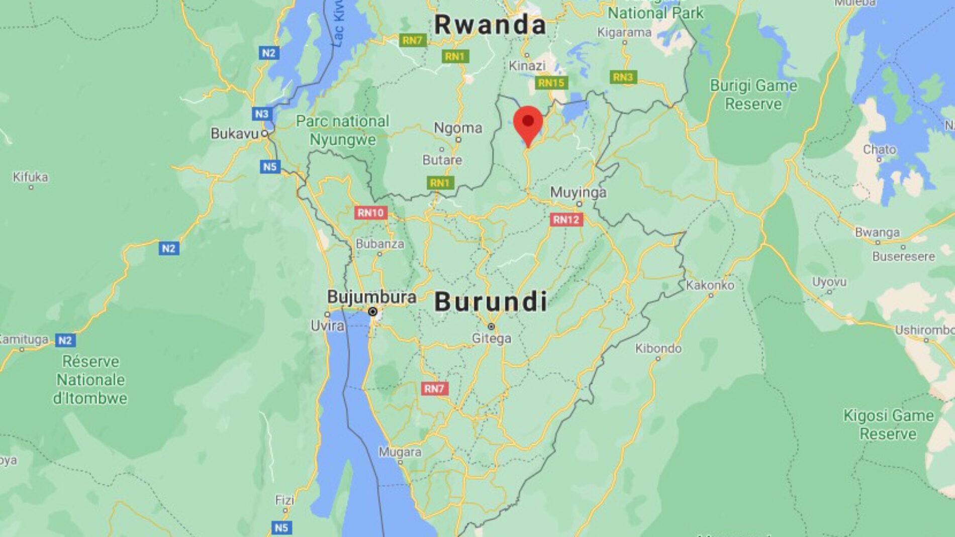 Gitobe : cinq individus dont un élu collinaire membre du CNDD-FDD blessés par des Imbonerakure