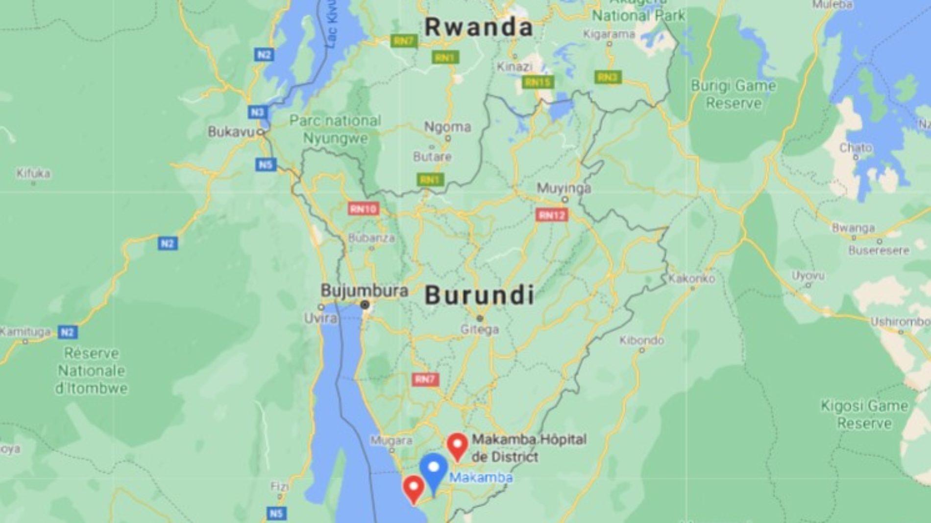 Nyanza-Lac : tué pour 1500 francs