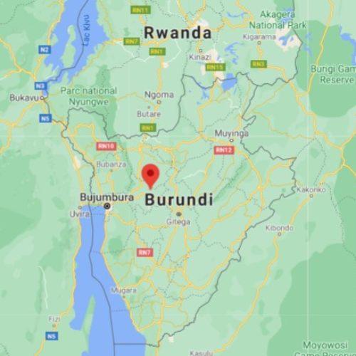 Kiganda-Muramvya : découverte d'un corps