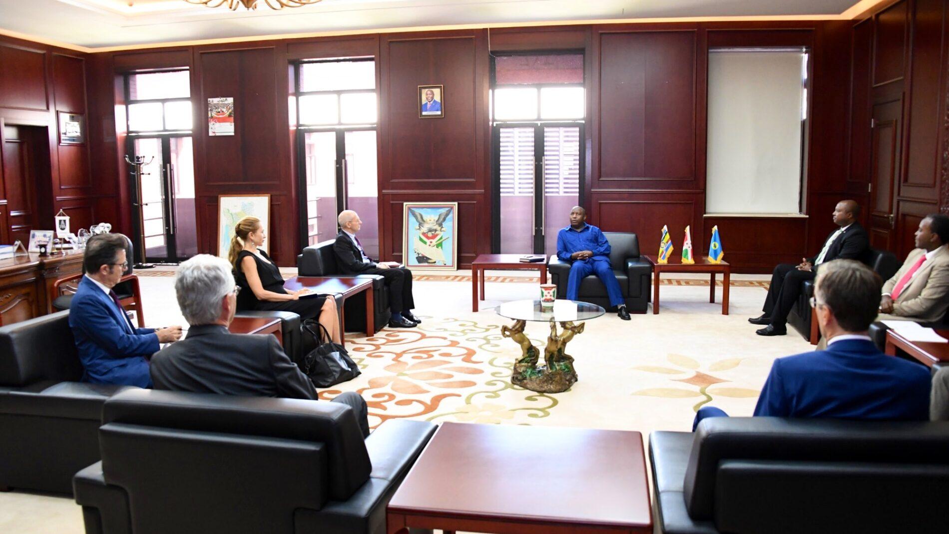 UE-Burundi : de plus en plus de rapprochement