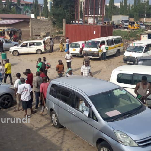 Burundi : des prix de ticket de transport grimpent