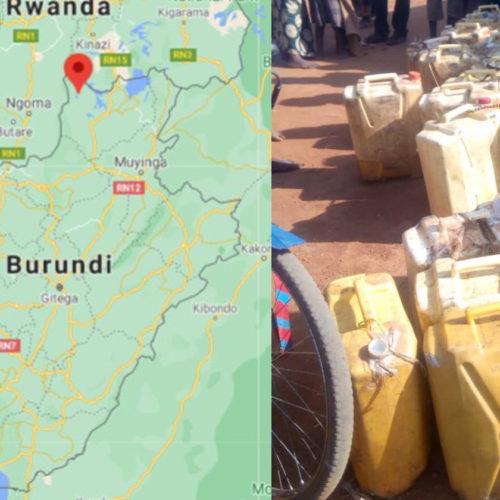 Bugabira : manque criant d'eau potable