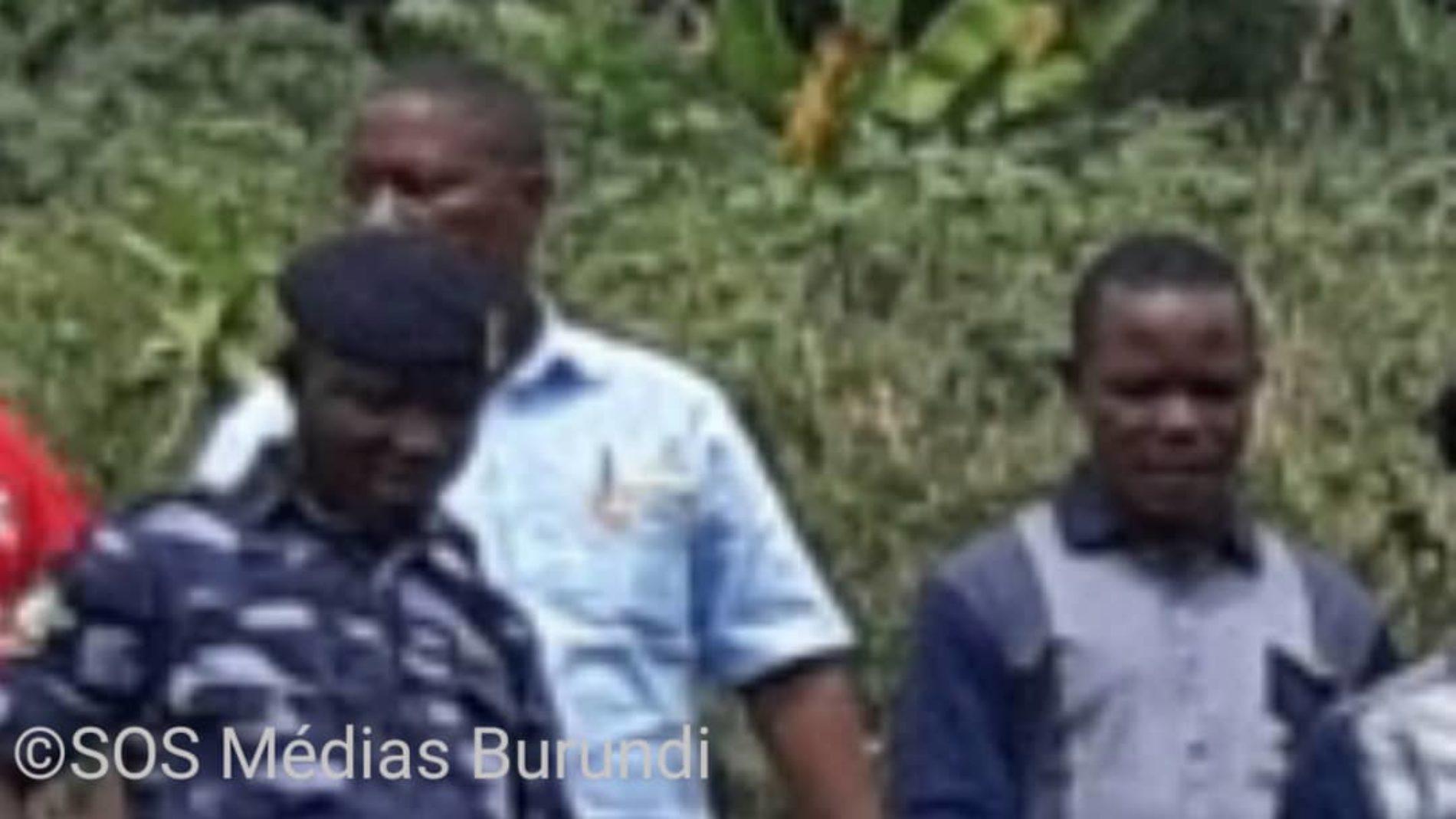 Bujumbura : un auteur de propos divisionnistes introuvable