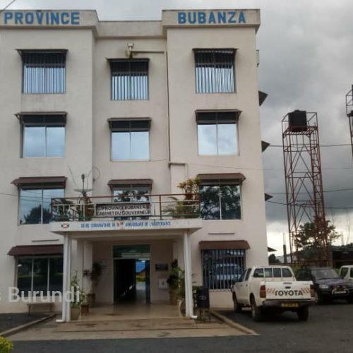 Bubanza : des bandits munis d'armes blanches causent des dégâts