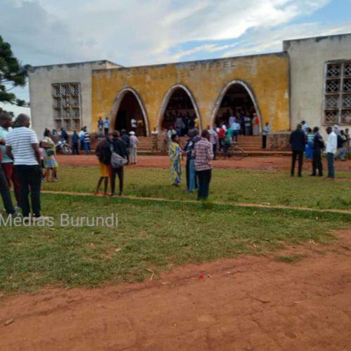Gitega : l'ancien responsable adjoint des Imbonerakure rejugé