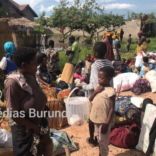 Kavimvira (RDC) : des demandeurs d'asile et réfugiés burundais exigent d'être rapatriés