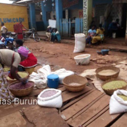 Cibitoke : les prix des denrées alimentaires ont grimpé