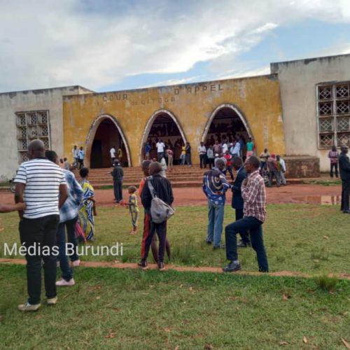 Gitega : un homme condamné à 15 ans de prison pour tentative d'assassinat