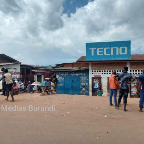 Makamba-Mabanda: la police a saisi tous les taxis motos