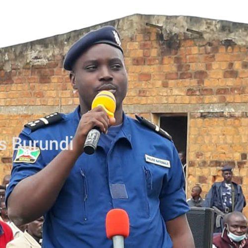 Burambi : la police tue des retraités de l'armée
