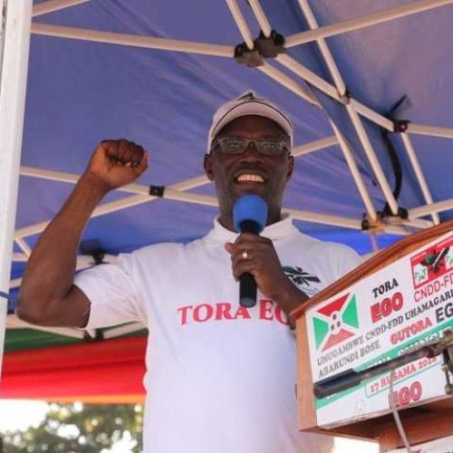 Congrès extraordinaire du CNDD-FDD : Réverien Ndikuriyo va remplacer le président