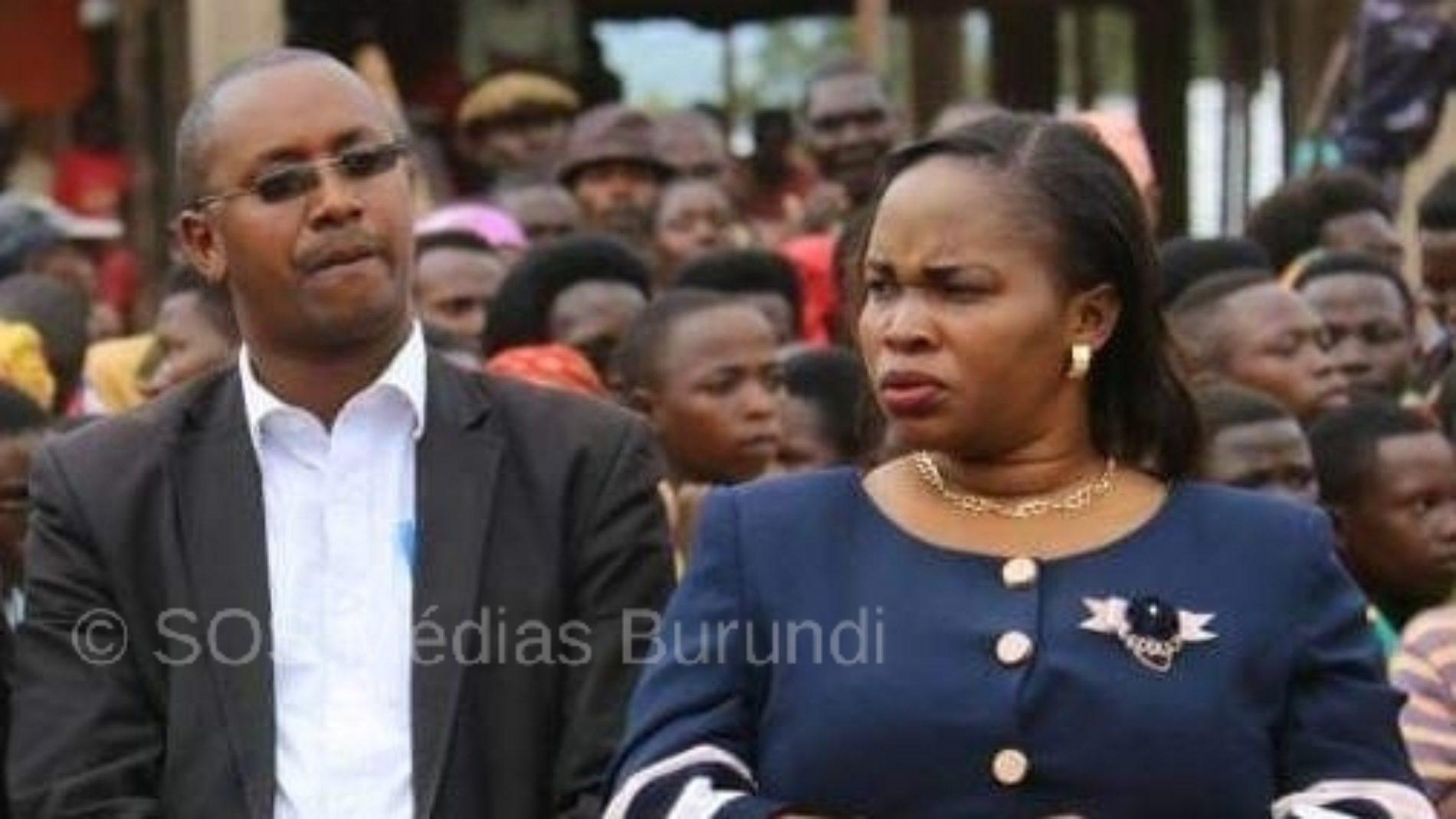 Bujumbura : un grand financier du CNDD-FDD arrêté brièvement