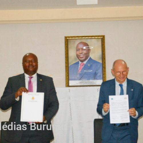 Burundi-UE : des parlementaires européens exigent le maintien des sanctions contre le Burundi