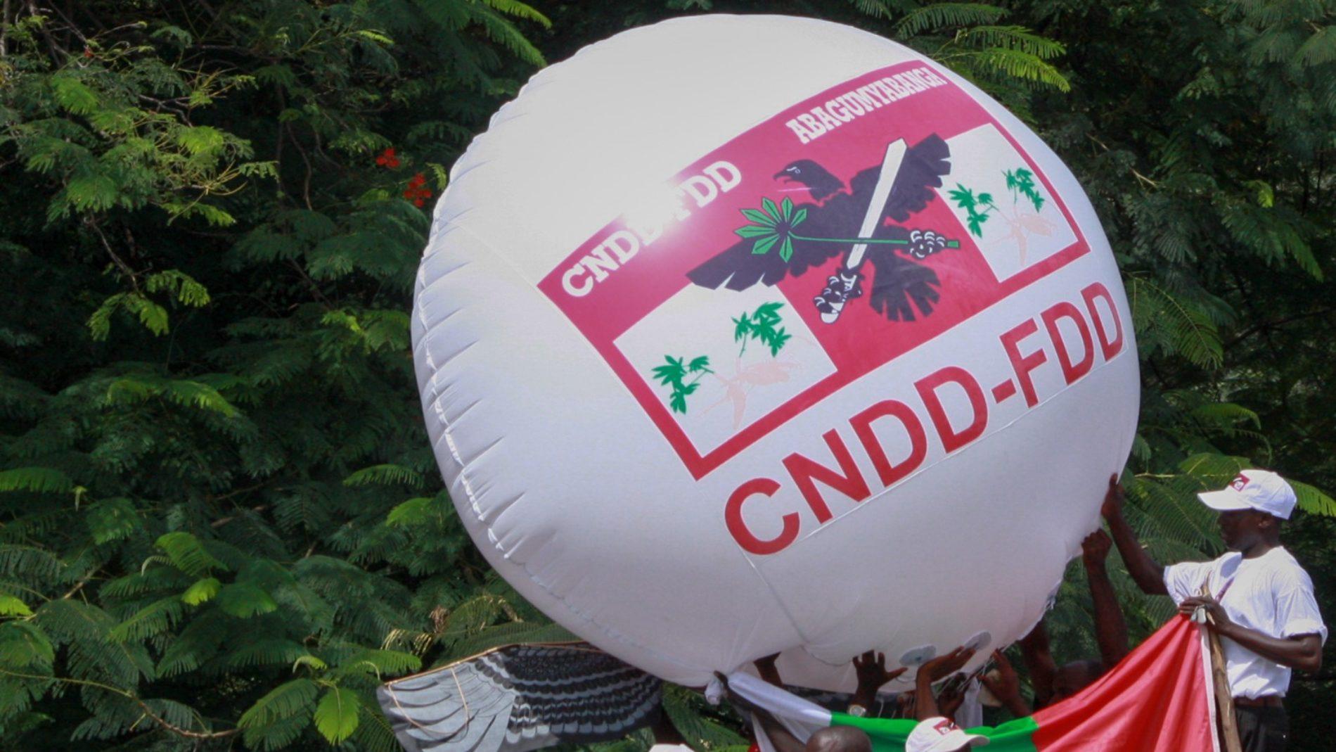 Rutana : le CNDD-FDD collecte des contributions forcées