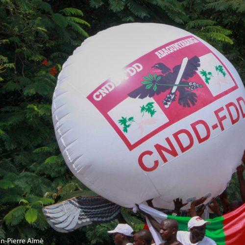 Burundi : la ligue Iteka accuse le CNDD-FDD de discrimination ethnique