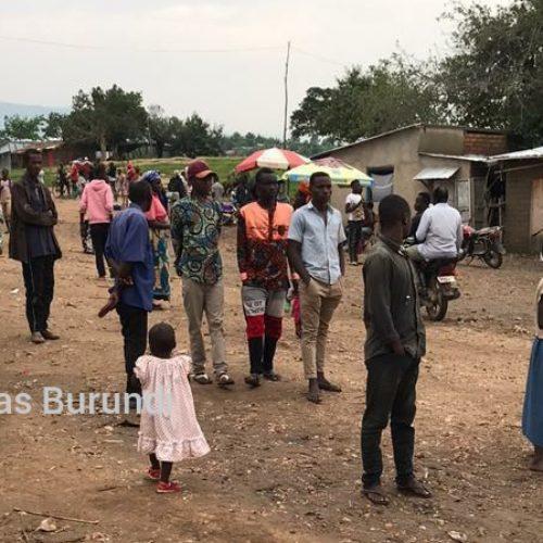 Lusenda ( RDC) : recensement des réfugiés burundais