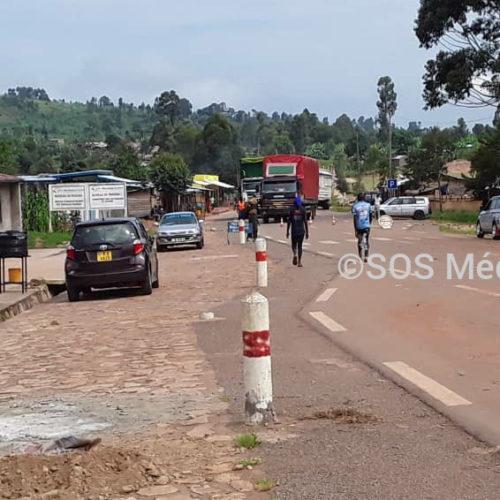 Covid-19 : les autorités peinent à faire respecter la fermeture de la frontière terrestre à Makamba