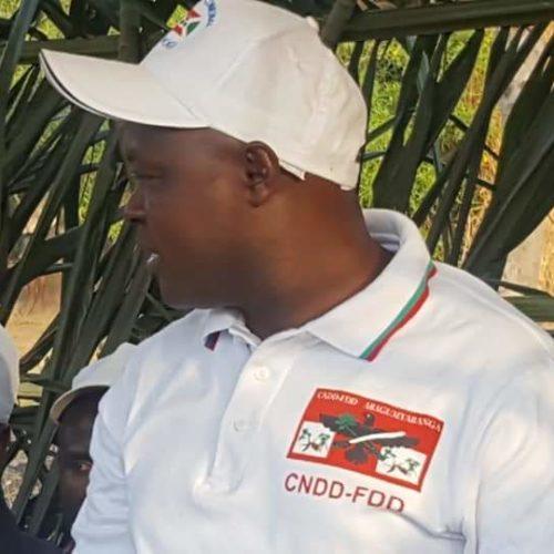 Rumonge : le secrétaire communal du CNDD-FDD transféré aux renseignements à Bujumbura