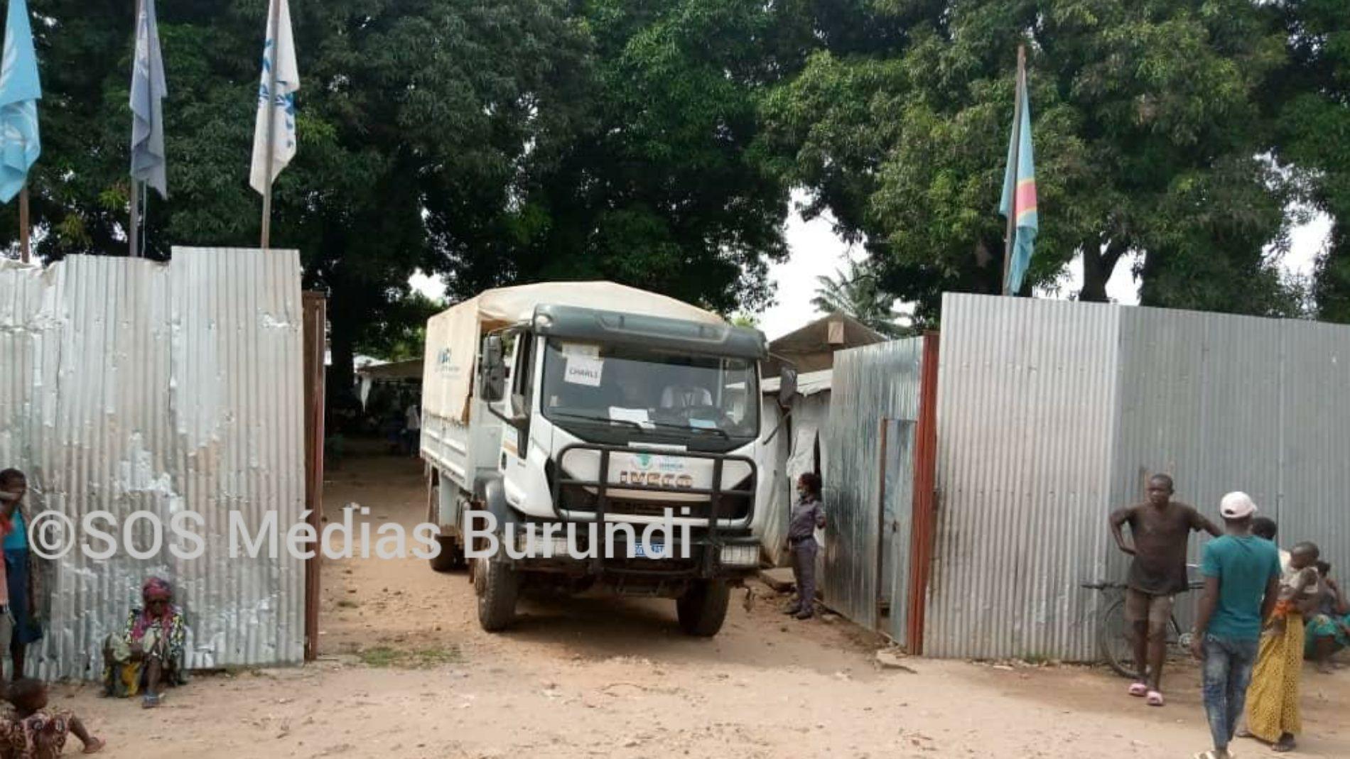 Kavimvira (RDC) : 190 demandeurs d'asile burundais rapatriés