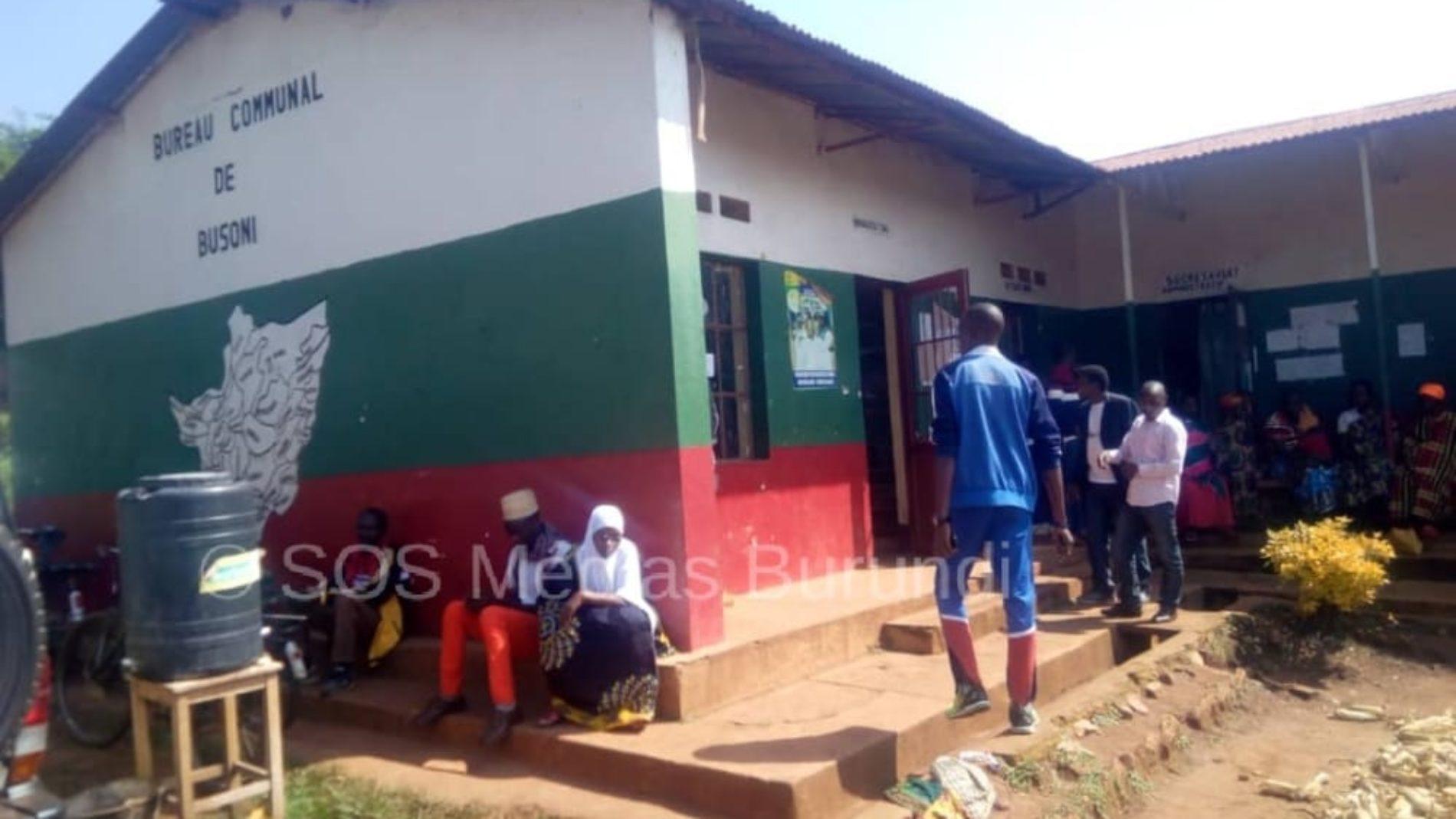 Busoni : le responsable du CDFC vit en cachette