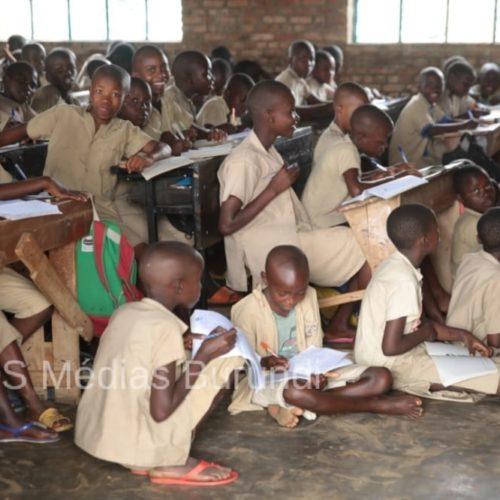 Photo de la semaine : surnombre dans les salles de classe