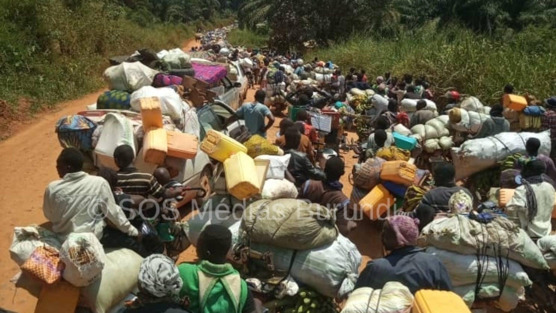 Photo de la semaine : des villages se vident d'habitants à Irumu