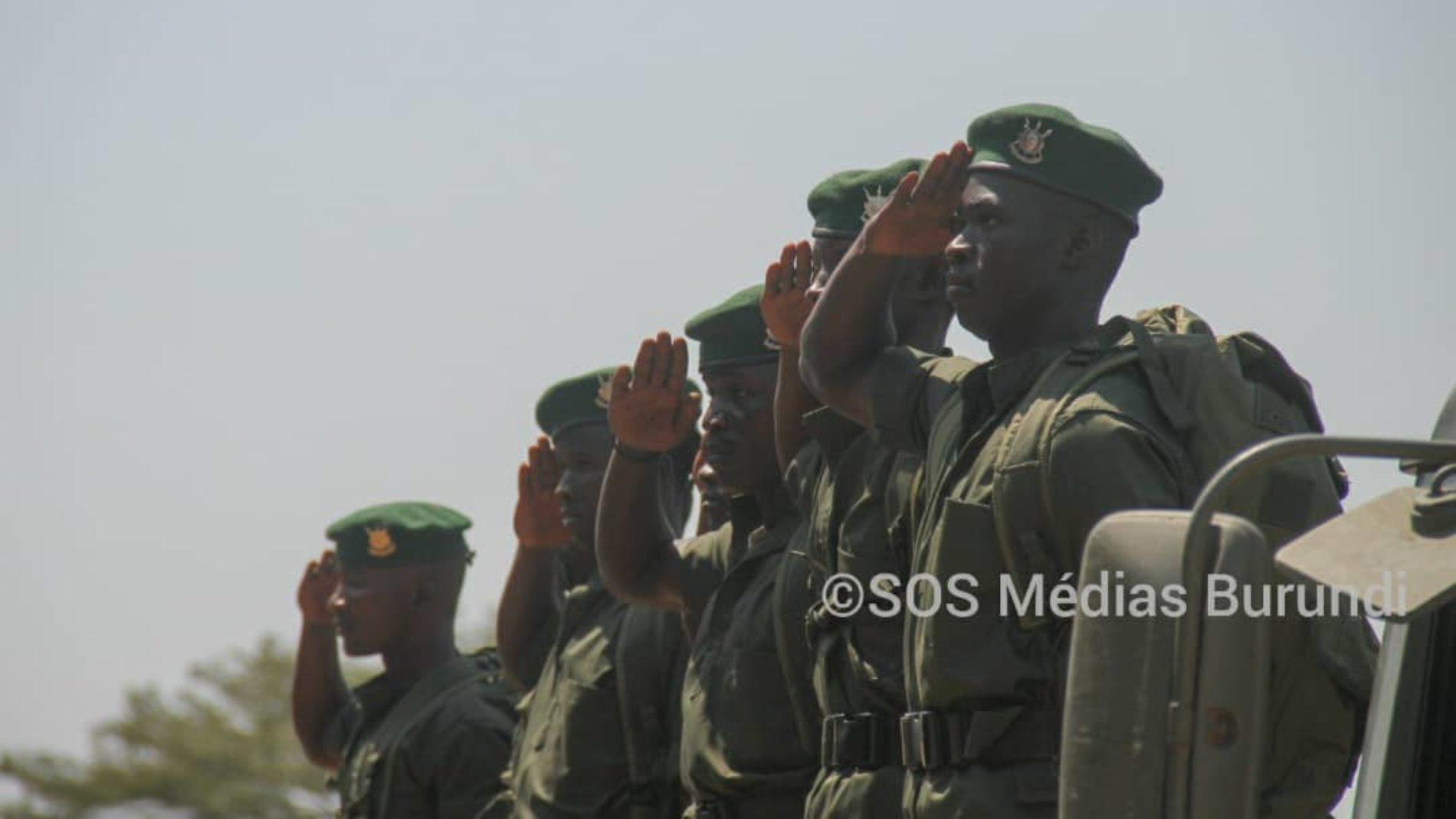 Affaire-Mabayi : trois officiers tués
