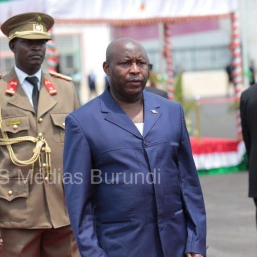 Burundi : le président Neva va se rendre en Égypte