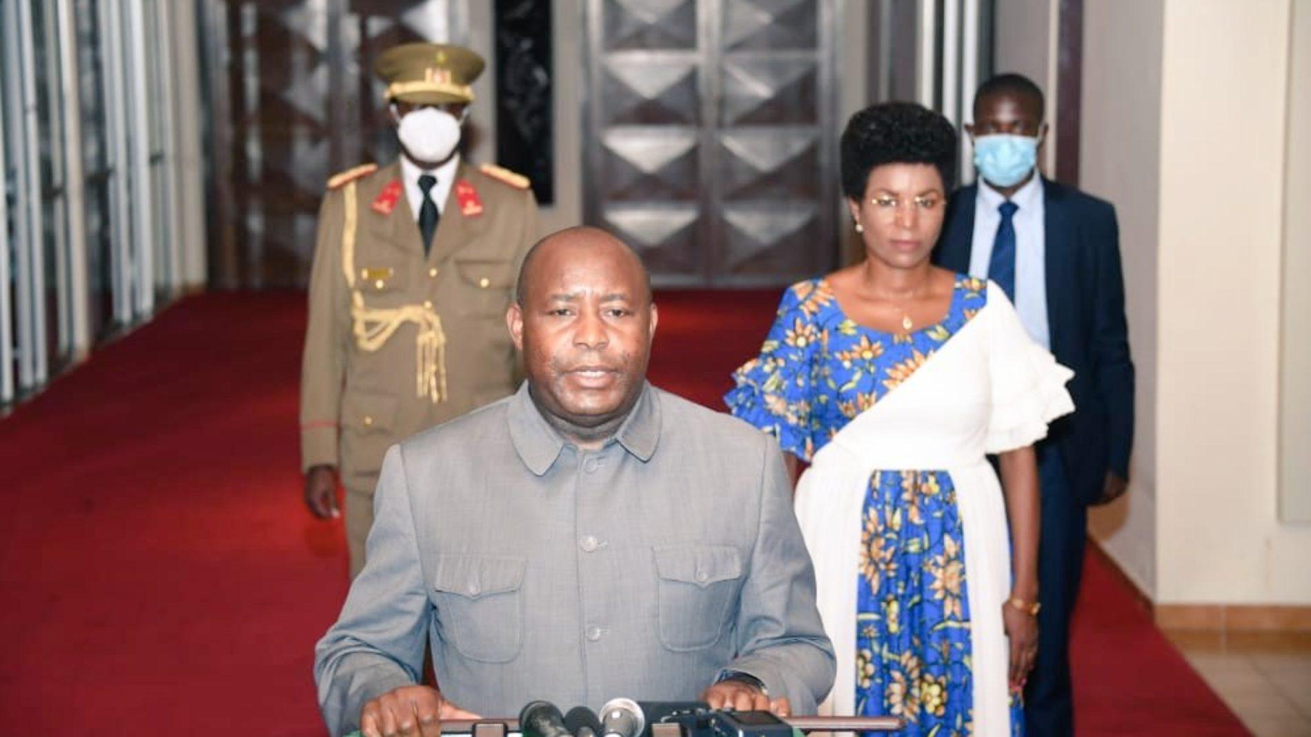 Burundi-Egypte : Neva est rentré avec des promesses,il s'en réjouit