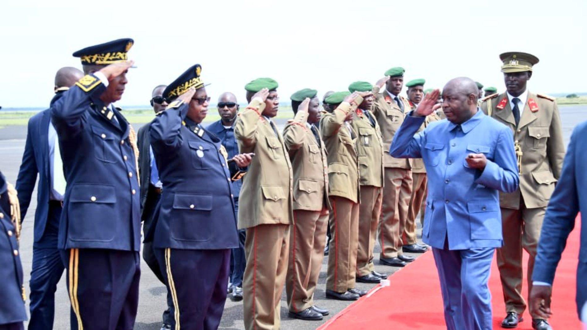 Burundi : le président à la reconquête