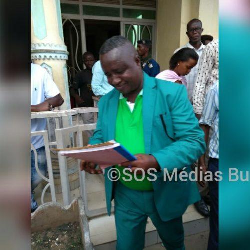 Bujumbura : d'élu à prisonnier, le chemin de croix pour Banciryanino loin d'être terminé