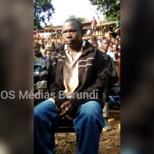 Kirundo : le féticheur de Bugabira condamné à la prison à vie