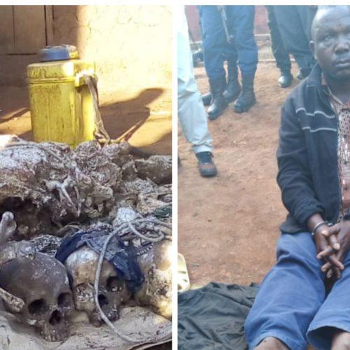 Kirundo : six corps en décomposition découverts au domicile d'un féticheur à Bugabira
