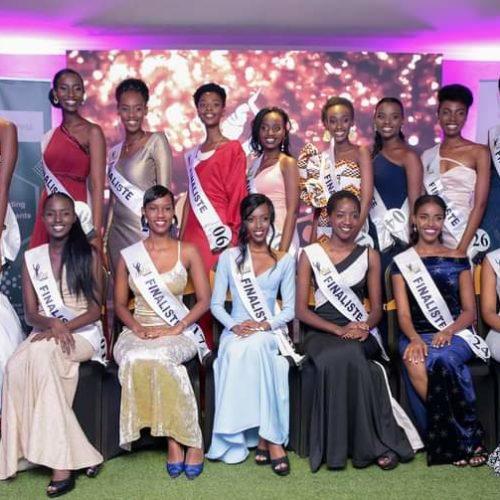 Photo de la semaine : Miss Burundi de retour