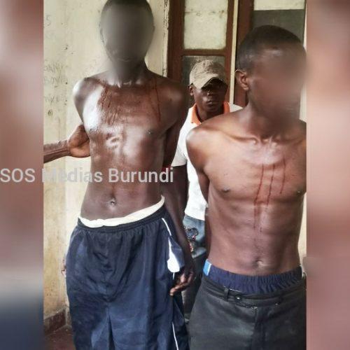 Kiliba Ondes (RDC: deux combattants de Red Tabara interpellés