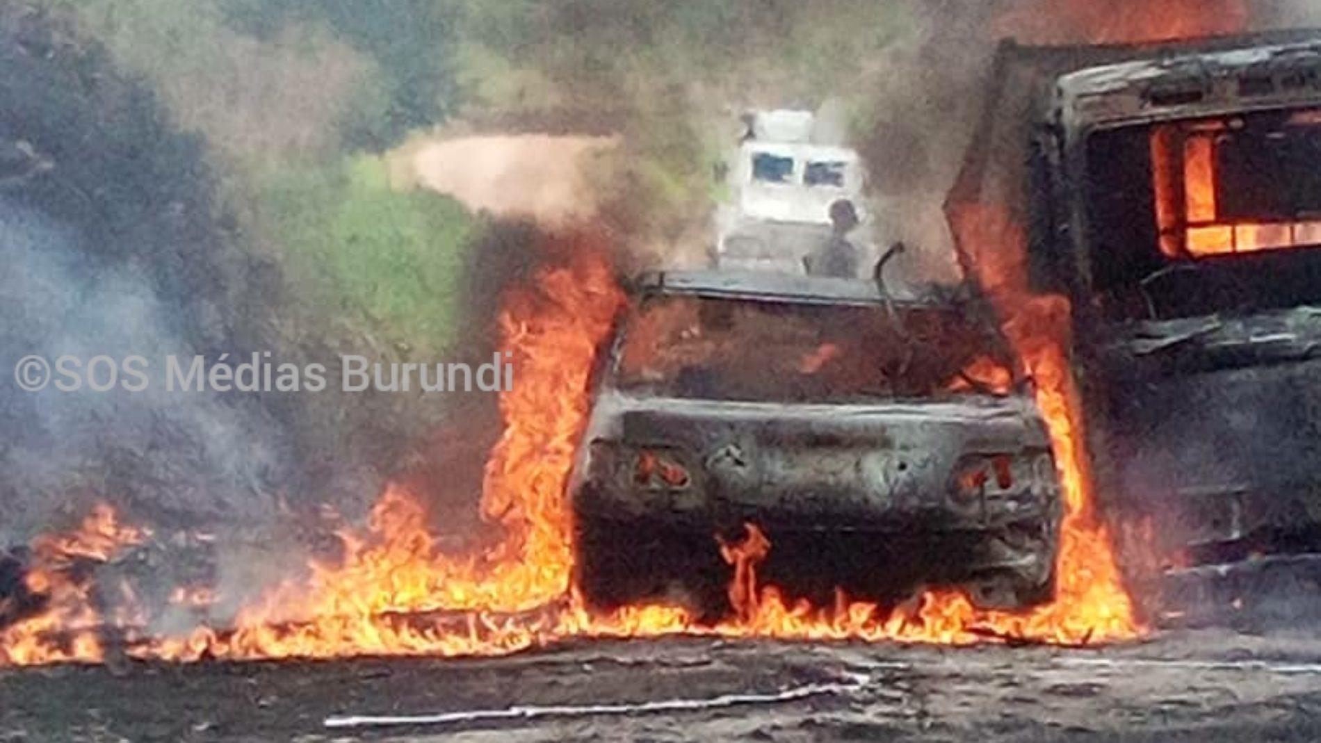 RDC-Beni : cinq morts dans une embuscade d'hommes armés