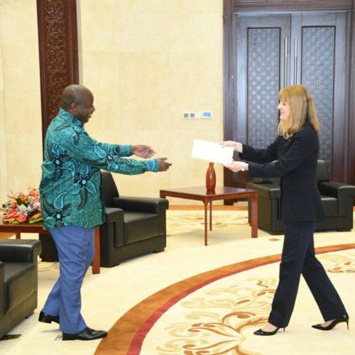 Burundi : les États-Unis encouragent le Burundi à renouveler les relations avec ses partenaires