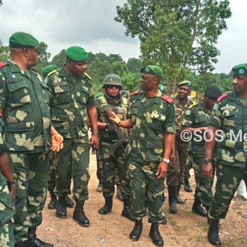 Lusenda : deux hommes tués par deux militaires congolais