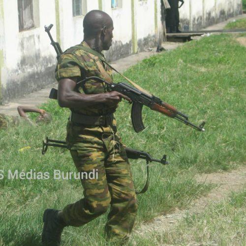 Buganda : six militaires noyés dans la Rusizi avec leurs effets (habitants)