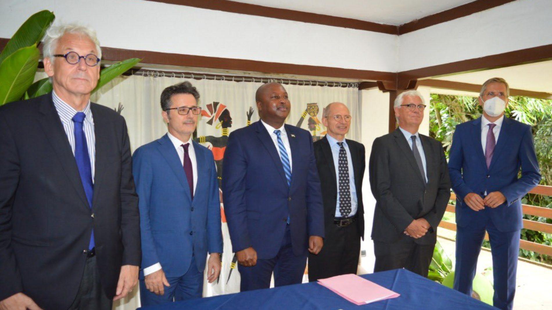 Burundi-UE : Gitega espère la levée des sanctions
