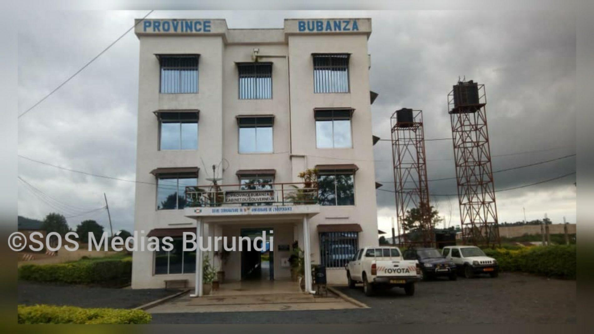 Bubanza : une récompense d'un million de francs burundais pour toute personne qui dénoncera un malfaiteur
