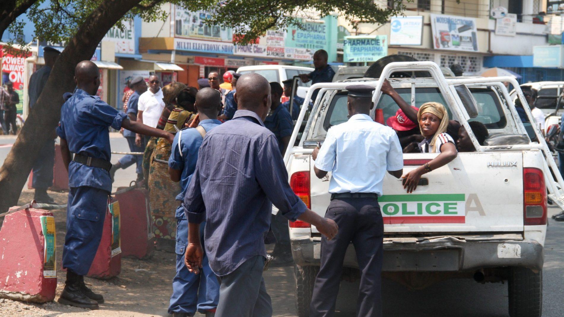Bujumbura : deux jeunes enlevés depuis vendredi
